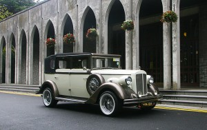 The White 1930s Regent Convertible 1