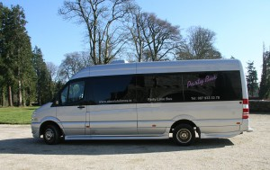 The 16 Seater Party Limo Bus 2