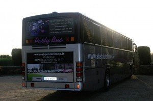 The 36 Seater Party Limo Bus 4