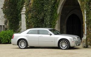 The Silver Baby Bentley 7