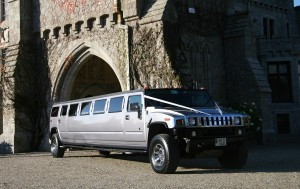 The Silver Hummer H2 3