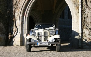 The White 1930s Beauford Convertible 3