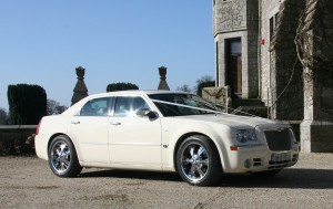 The White Executive Baby Bentley 2