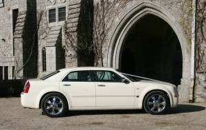 The White Executive Baby Bentley 3