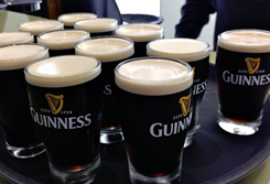 Explore Dublin in a Limo: Take a tour of the Guinness Storehouse - Absolute Limos