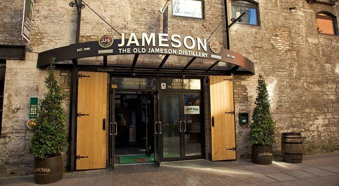 Experience the Old Jameson Distillery - Absolute Limos