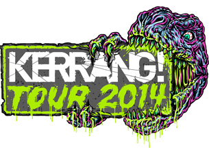 Kerrang! Tour 2014 feat Limp Bizkit at the Olympia Theatre, Dublin - Feb 11th 2014 - Absolute Limos