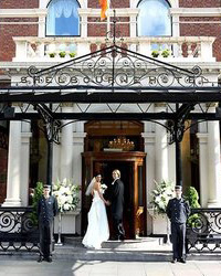 Swankiest Wedding Venues in Dublin: The Shelbourne, The Four Seasons, The Merrion, The Westbury, and Clontarf Castle - Absolute Limos