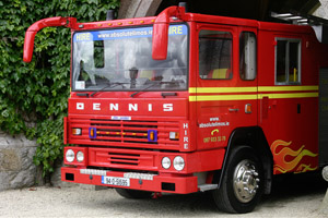 Want to make an entrance? The Fire Engine Limo will blow your mind & impress your friends! - Absolute Limos
